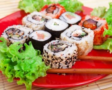 Workshop + Degustação de Sushi + Kit