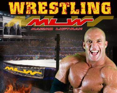 Espetáculo de Wrestling no Coliseu