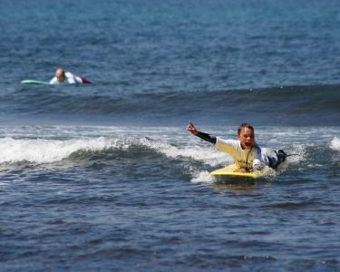 Pack de 5 Aulas - Surf na Ericeira