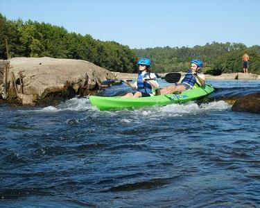 Kayak - Rio Coura | Minho | Lima