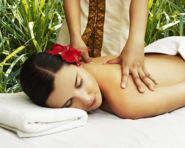 Ritual de Massagem ao Ar Livre