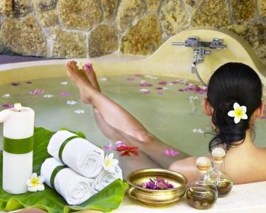 Banho Perfumado&Massagem Aromática