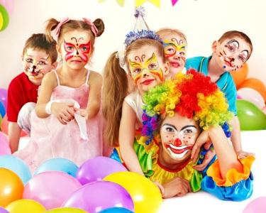 Festas Temáticas com Animação