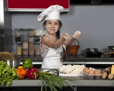 Workshop - Cozinha para Crianças
