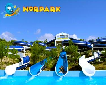 Entrada Norpark - Water Fun For 2