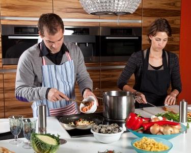 Workshop Cozinha para Executivos