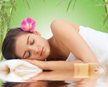 Massagem Bambu e Óleos Essenciais