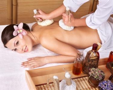 Massagem Exótica de Pindas - 1h