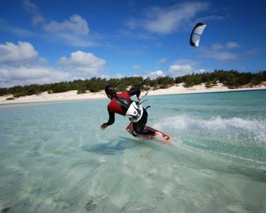 Kitesurf Costa da Caparica - 1h