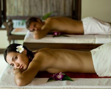 Massagem a Dois com Bambus