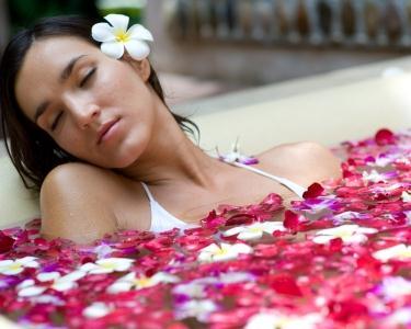 Banho Aromático & Massagem Relax