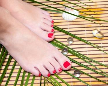 Pedicure Completa & Banho Parafina