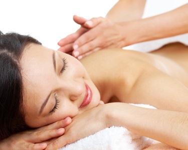 Massagem Relaxamento Localizada