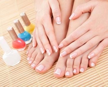 Pedicure & Manicure - Looks Verão