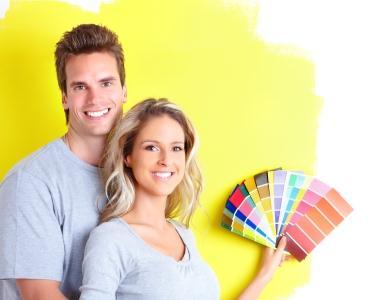 Pintura de Interiores & Consultoria de Cores