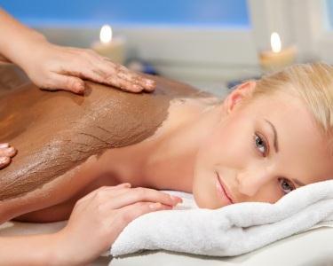 Massagem de Chocolate - 1h