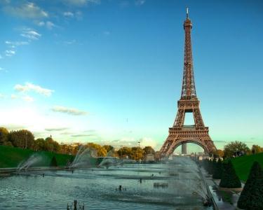 Voos para Paris até 17 de Março