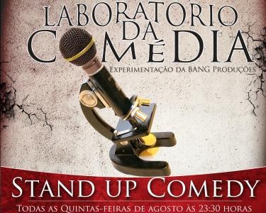 Laboratório da Comédia - Villaret