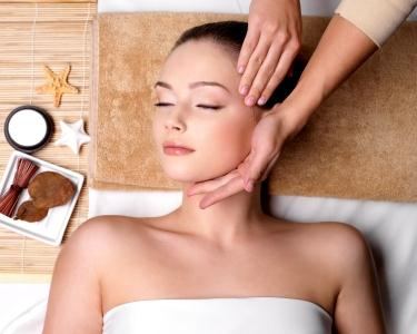 Massagem Facial Shiatsu - 30 Min