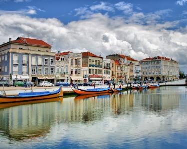 Passeio Barco & Visita Bairro Beira-Mar