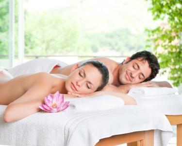 Massagem Relax Casal - Corpo Inteiro