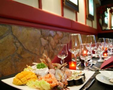 Jantar Temático de Sushi para Dois - Mê Sushi | New Orleans | Africano