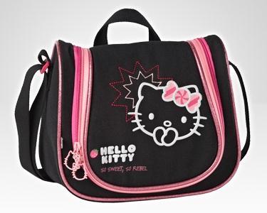 Saco Lancheira Hello Kitty