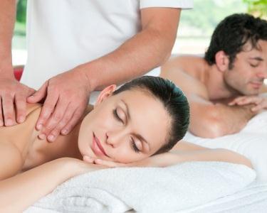Massagem de Cereja a Dois