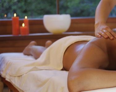 Massagem de Velas 1h - Hot Relax
