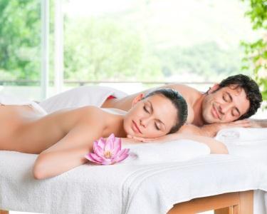 Massagem à Escolha Casal - 5 Opções