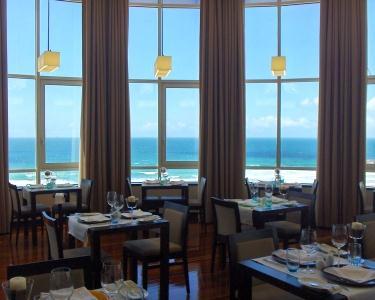 Restaurante Horizonte a 2 Vista Mar