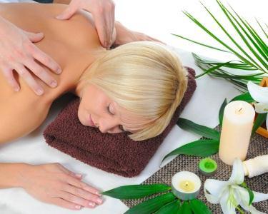 Massagem Vela de Chá Verde - 40min