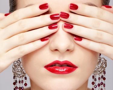 Spa Manicure & Verniz de Gel