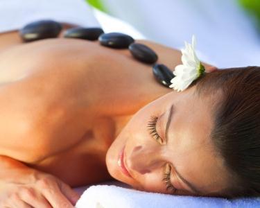 Massagem Pedras Quentes&Spa