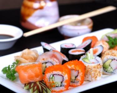 Estado Líquido Fusion Sushi a Dois