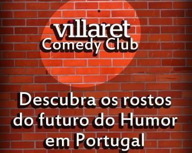 Espetáculo - Villaret Comedy Club