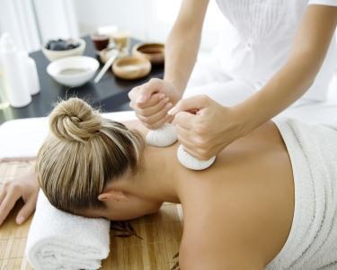 Massagem Aromática com Pindas