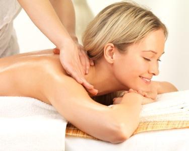 Massagem Efeito Anti-Stress 1h