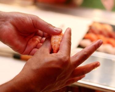 Workshop de Sushi no Estado Líquido + Jantar para Dois   Santos