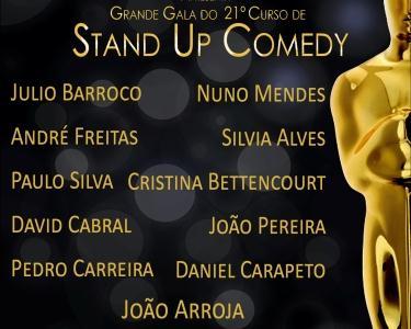 Gala de Finalistas de Stand Up Comedy