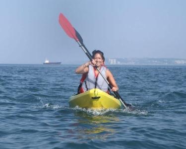 Aventura a Dois em Kayak - Tejo