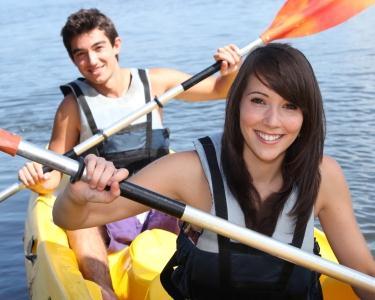 A Rota dos Fortes - Passeio de Kayak na Linha