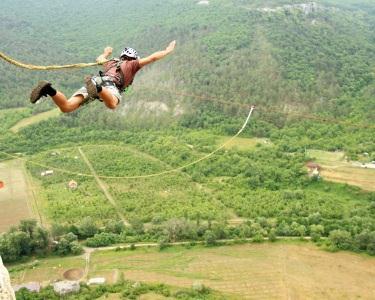 Bungee Jumping - Atreve-te