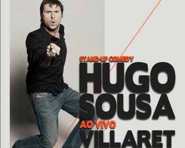 Stand-Up Comedy com Hugo Sousa
