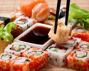 Aula de Sushi & Degustação - 3h30