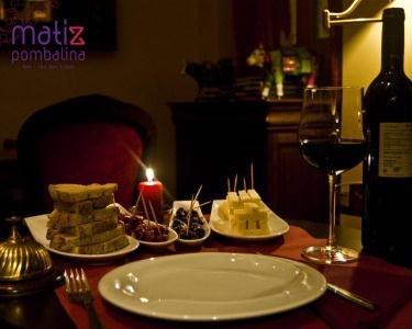 Jantar à Luz das Velas para Dois