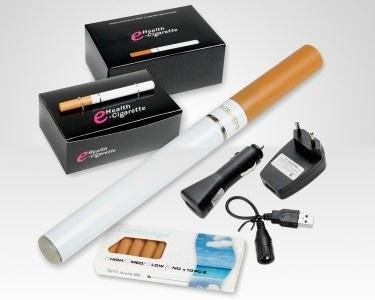 Cigarro Eletrónico com 10 Recargas