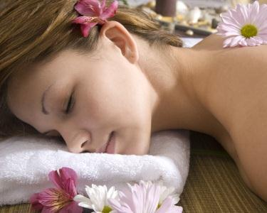 Massagem de Aromaterapia - 50min