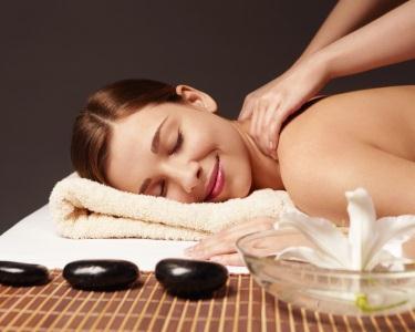 Pedras Quentes - Massagem 45min