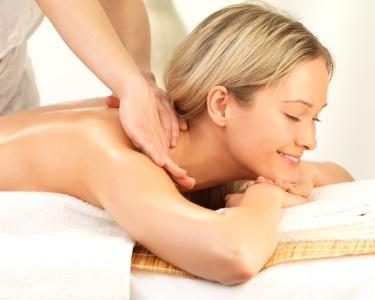 Massagem às Costas - 100% Relaxante